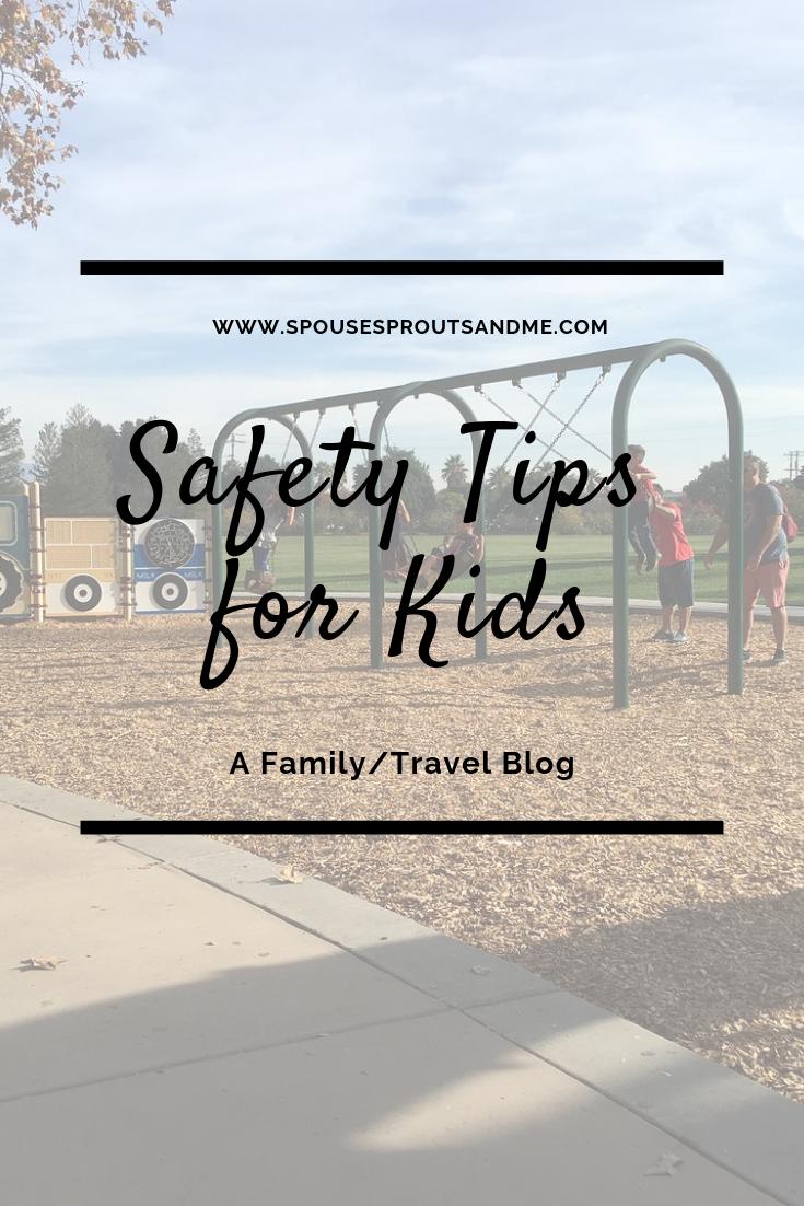 6 Kid Safety Tips