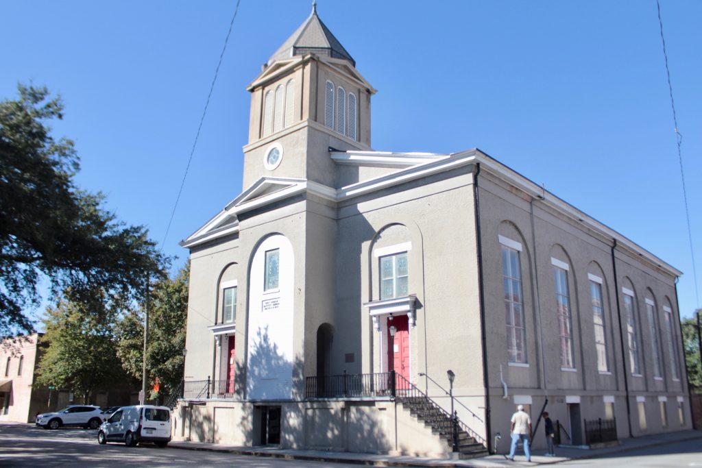 Travel Guide: Savannah, GA - First African Baptist Church - www.spousesproutsme.com
