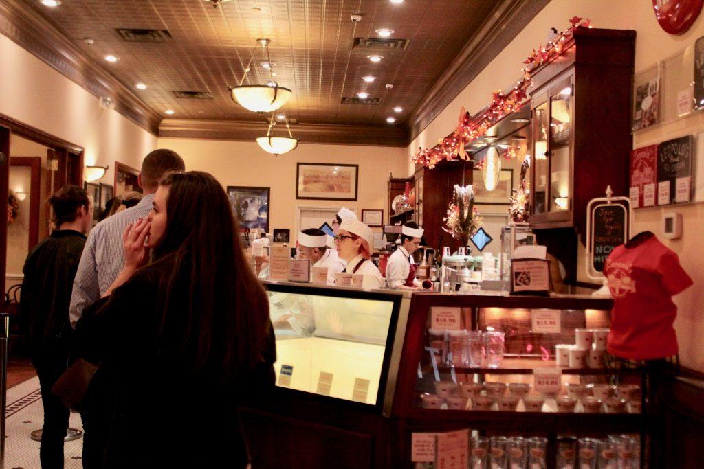 Travel Guide: Savannah, GA - Leopold's Ice Cream - www.spousesproutsme.com
