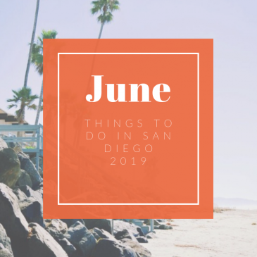 June Calendar of Events - San Diego