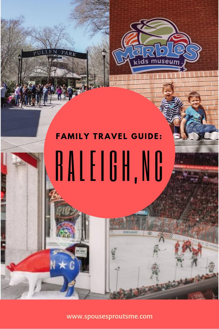 Raleigh Pinterest