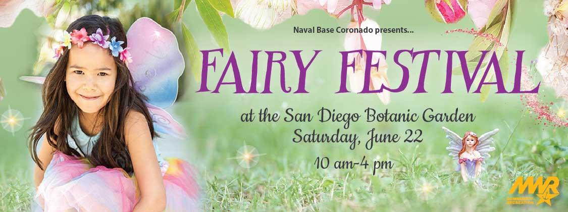 Fairy Festival Logo