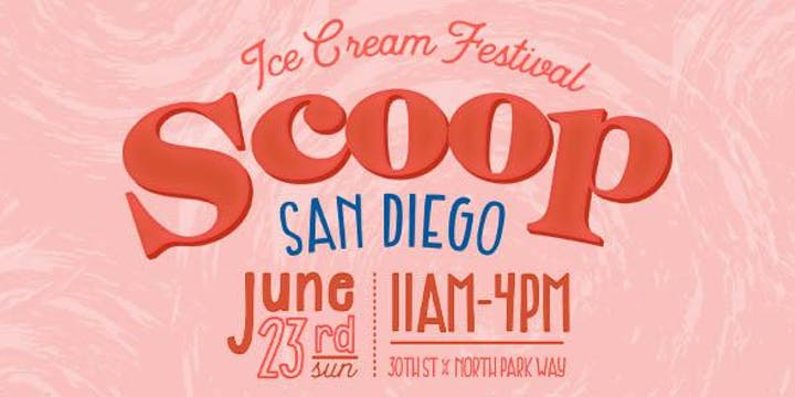 Ice Cream Festival Logo