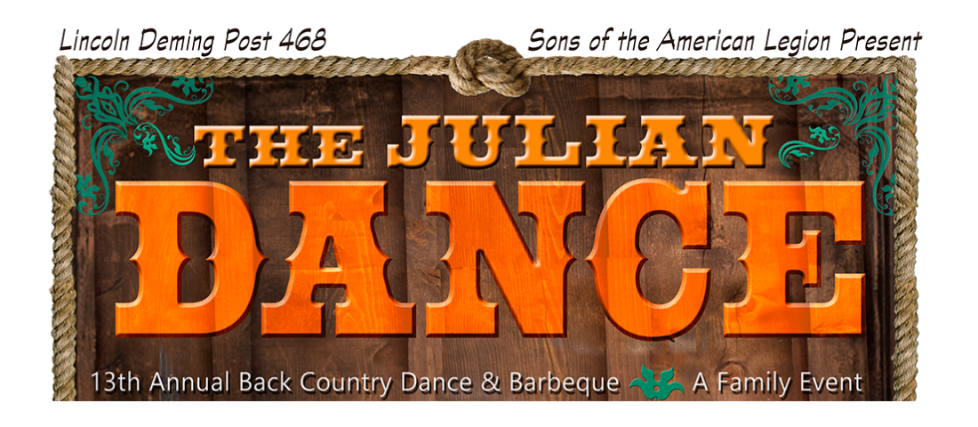 The Julian Dance Logo