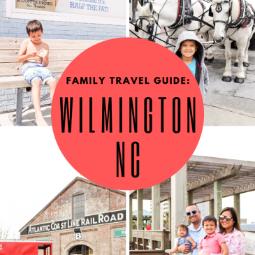 Family Travel Guide: Wilmington, NC - www.spousesproutsme.com