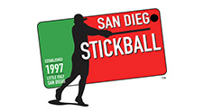 little italy stickball tournament logo