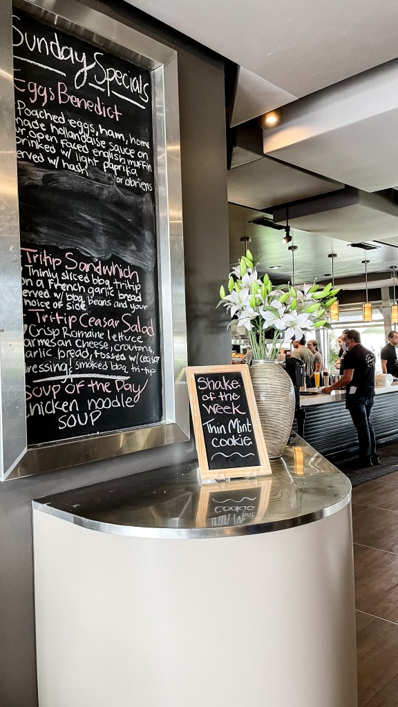 Waypoint Cafe - Top things to do in Camarillo - www.spousesproutsme.com