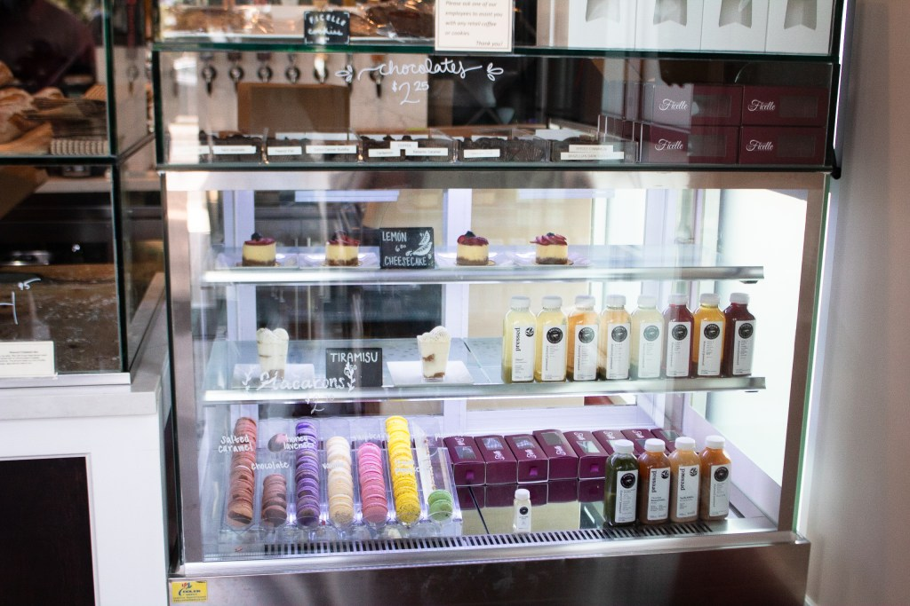 Cafe Ficelle - Top things to do in Camarillo - www.spousesproutsme.com