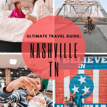 Ultimate Nashville Travel Guide - www.spousesproutsme.com