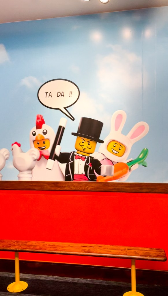 LegoLand Hotel Wall Mural